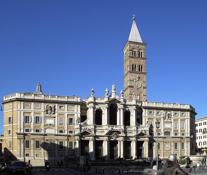 Jubilee – major events calendar 2016 -  Basilica of St Mary Major