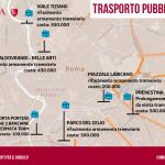 Piano interventi giubileo trasporto pubblico a Roma