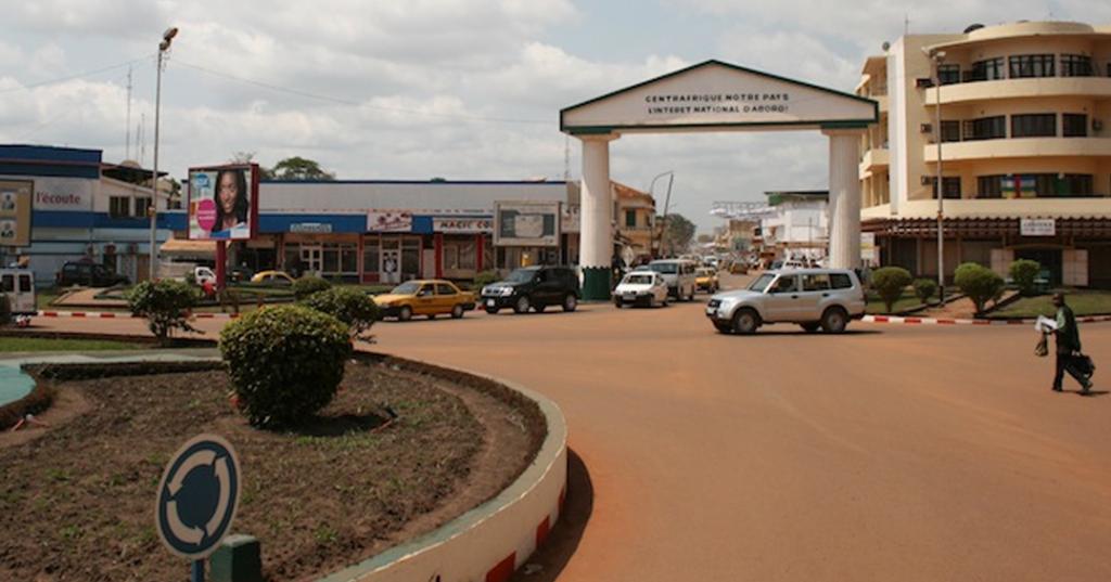 Bangui, Repubblica Centrafricana. Qui, in visita ufficiale, Papa Francesco aprirà la prima Porta Santa del Giubileo della Misericordia –Immagine tratta da Wikipedia