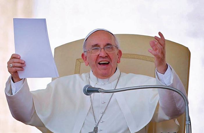 Giubileo 2016 - Calendario eventi maggio - Papa Francesco